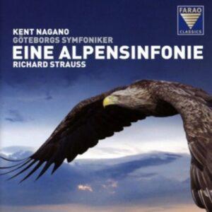 Richard Strauss: Eine Alpensinfonie, Op. 64 - Kent Nagano