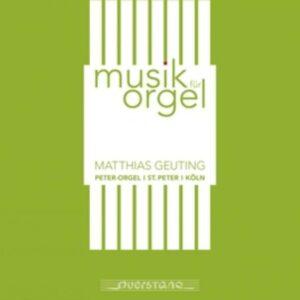 Herchet / Otte / Kagel / Janson / Schlothfeldt: Music For Organ - Geuting