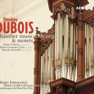 Theodore Dubois: Kammermusik Mit Orgel - Diego Innocenzi