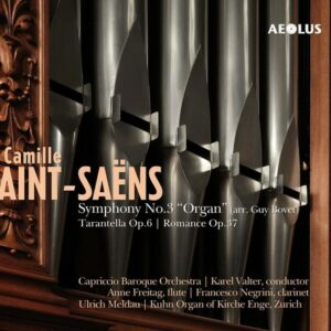 Saint-Saëns: Symphony No.3 - Ulrich Meldau