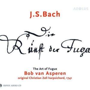Bach: The Art Of The Fugue BWV 1080 - Bob Van Asperen