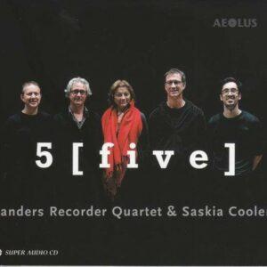 5 (Five) - Flanders Recorder Quartet