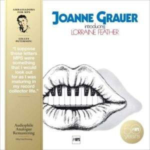 Introducing Lorraine Feather (Vinyl) - Joanne Grauer