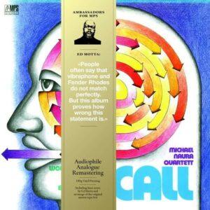 Call (Vinyl) - Michael Naura