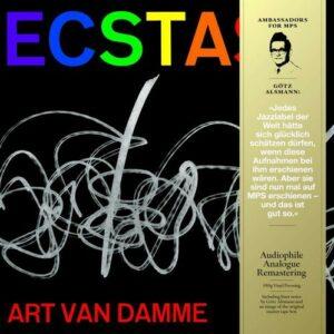 Ecstasy (Vinyl) - Art Van Damme