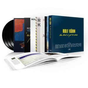 The Best Is Yet To Come (Vinyl) - Rolf Kuhn