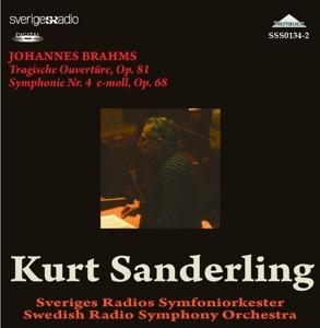 Brahms: Symphony No.4, Tragic Overture - Sanderling