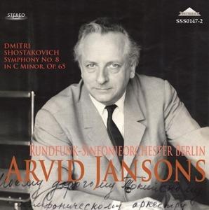 Shostakovich: Symphony No.8 - Jansons, Arvid / Berlin Rundfunk Symphonie Orchest