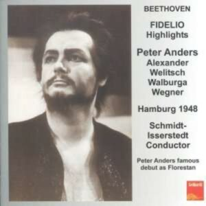 Beethoven: Fidelio-Szenen Hamburg 1