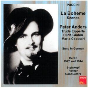 Puccini: La Boheme- Highlights