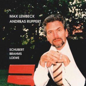 Max Lembeck Sings Lieder Von Schube