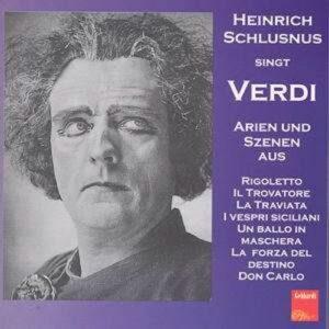 Verdi: Arien Uns Szenen