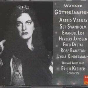Wagner: Die Gotterdammerung