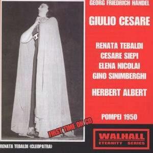 Handel: Giulio Cesare