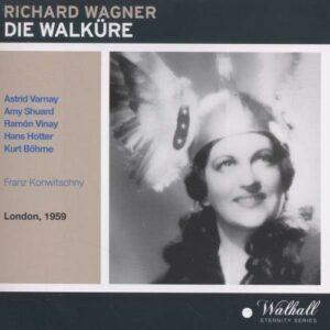Wagner: Die Walkure (Covent Garden)