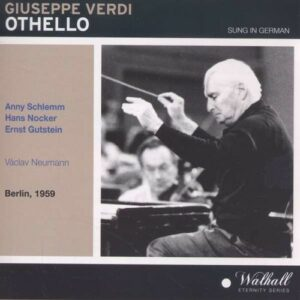 Verdi: Othello (Berlin 1959)