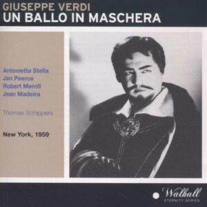 Verdi: Un Ballo In Maschera (Met)