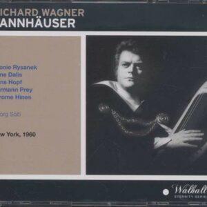 Wagner: Tannhauser (Met 1960)