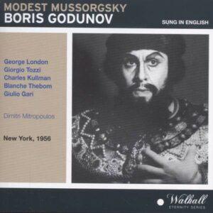 Mussorgsky: Boris Godunov (Met 1956)