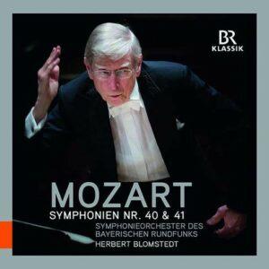 Mozart: Symphonies Nos.40 & 41 - Herbert Blomstedt