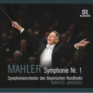 Gustav Mahler: Symphonie Nr. 1 - Symphonieorchester Des Bayerischen Rundfunks