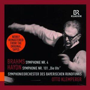 Brahms: Symphony No.4 / Haydn: Symphony No.101 - Otto Klemperer