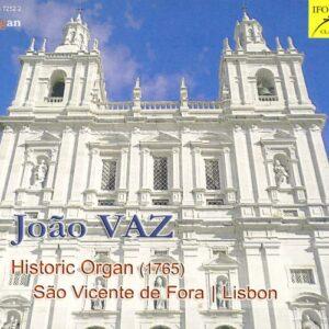 Joao Vaz : L'orgue historique portugais.