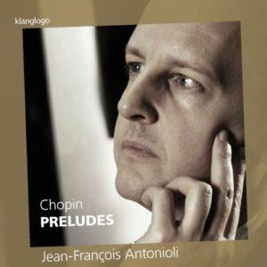 Chopin : Préludes. Antonioli.