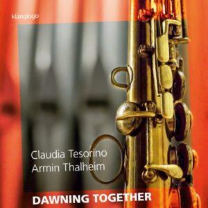 Dawning Together : Improvisation pour saxophone et orgue.