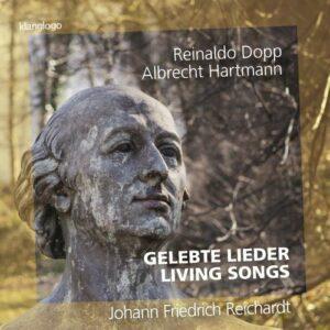 Johann Friedrich Reichardt : Mélodies. Dopp, Hartmann.