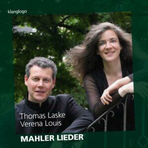 Mahler : Lieder. Laske, Louis.