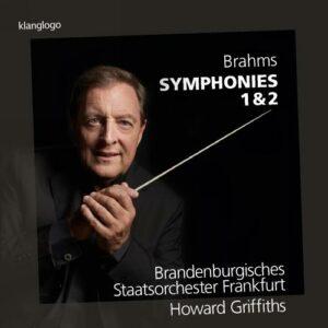 Brahms : Symphonie n° 1 et 2. Griffiths.