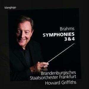 Brahms : Symphonies n° 3 et 4. Griffiths.