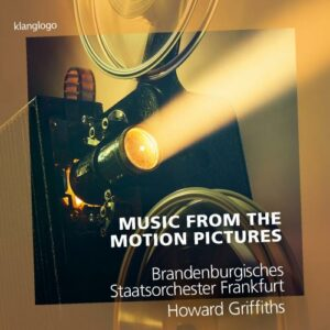 Music from the Motion Pictures. Griffiths.