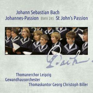 Bach : Passion selon St. Jean. Biller.