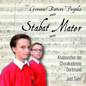 Pergolesi : Stabat Mater. Salm.