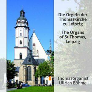 Les Orgues de St Thomas de Leipzig. Böhme.