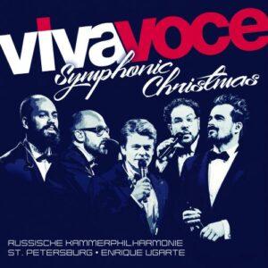 Ensemble Viva Voce : Symphonic Christmas. Ugarte.