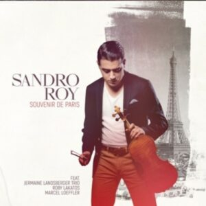Souvenir De Paris - Sandro Roy