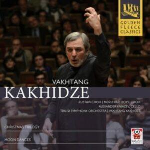 Kakhidze: Christmas Trilogy / Moon Dances - Vakhtang Kakhidze