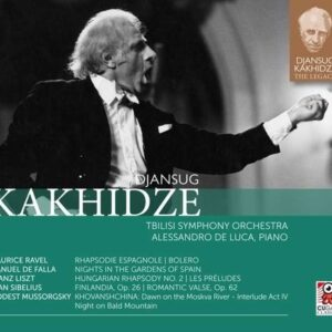 The Legacy Vol. 9 - Djansug Kakhidz