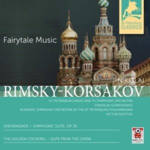 Rimsky-Korsakov: Sheherazade / The Golden Cockerel