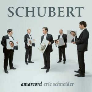Franz Schubert: Songs For A Cappella Voices - Amarcord