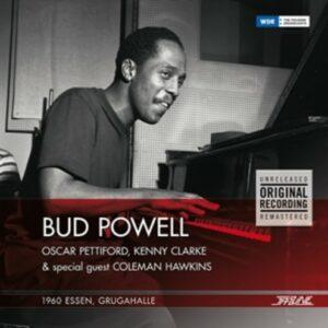 Essen Grugahalle 1960 - Bud Powell