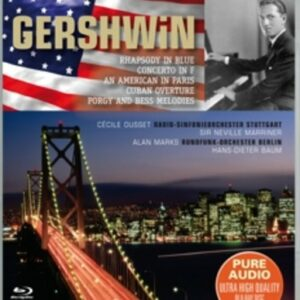 Gershwin: Concerto In F / Cuban Overture / ... - Marks