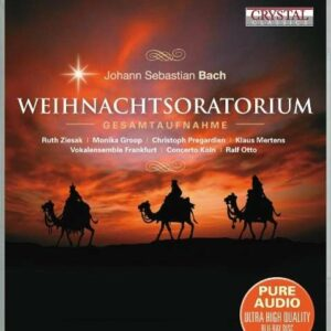 Bach: Weihnachtsoratorium - Ziesak / Groop / Pregardien / Mertens / Vokalensemble Fra / Otto