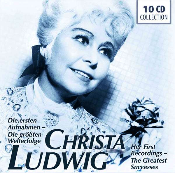 Her First Recordings - The Greatest Successes - Christa Ludwig