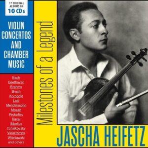 Original Albums - Jascha Heifetz