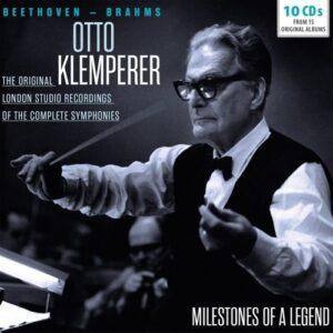 The Original London Studio Recordings of the Complete Symphonies - Otto Klemperer