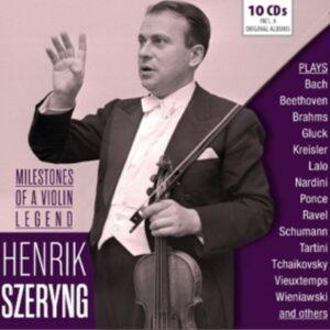 Milestones Of A Legacy - Henrik Szeryng